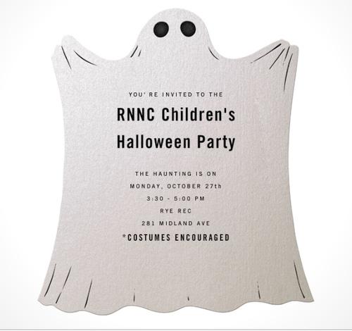 RNNC Children039s Halloween Party