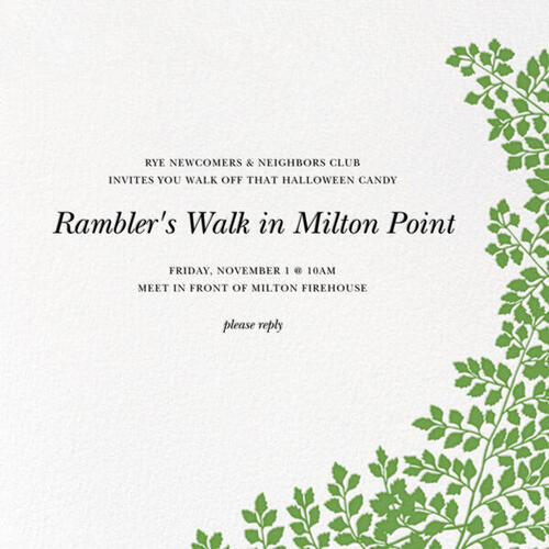 Rambler039s Walk to Milton Point optional cash lunch