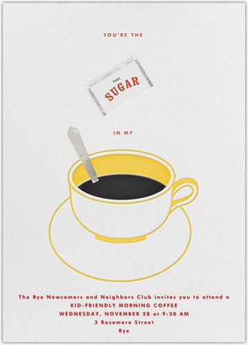 KID-FRIENDLY COFFEE